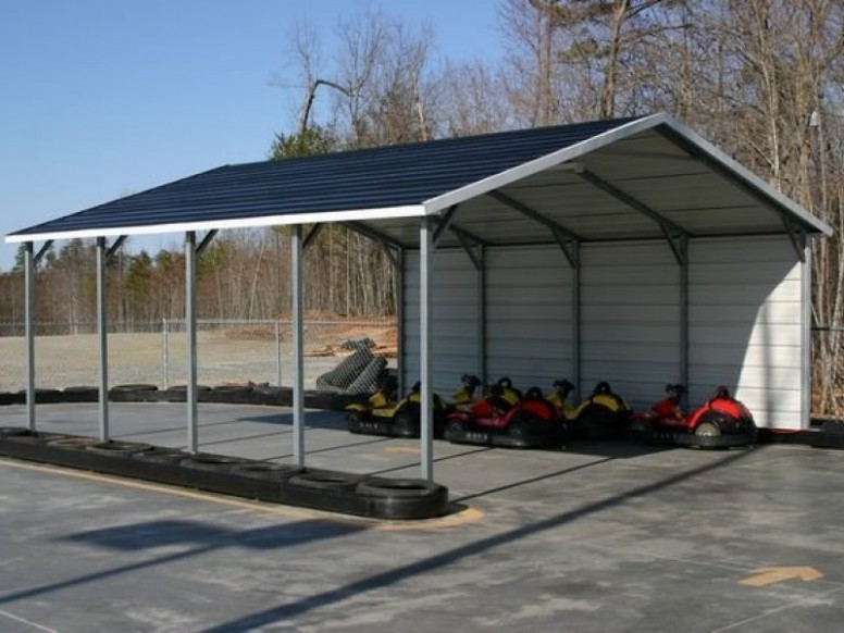 This Story Behind Double Carport Will Haunt You Forever! | double carport