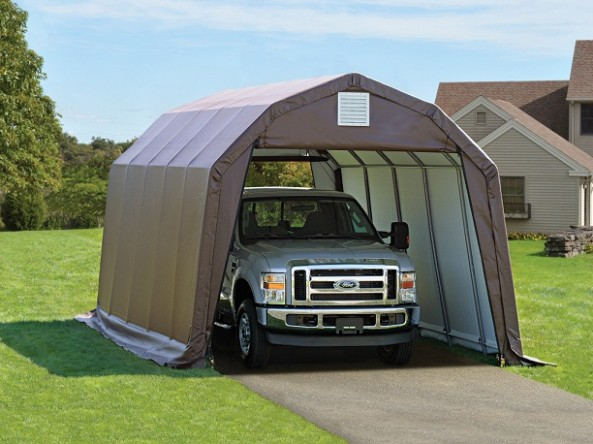What Will Temporary Carport Be Like In The Next 8 Years? | temporary carport