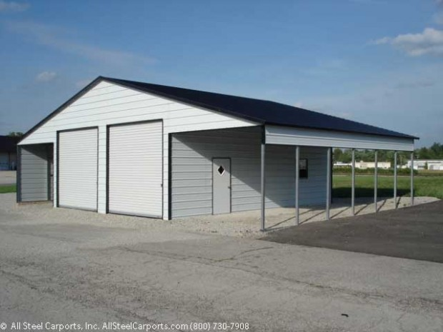 The Truth About All Steel Carports Is About To Be Revealed | all steel carports