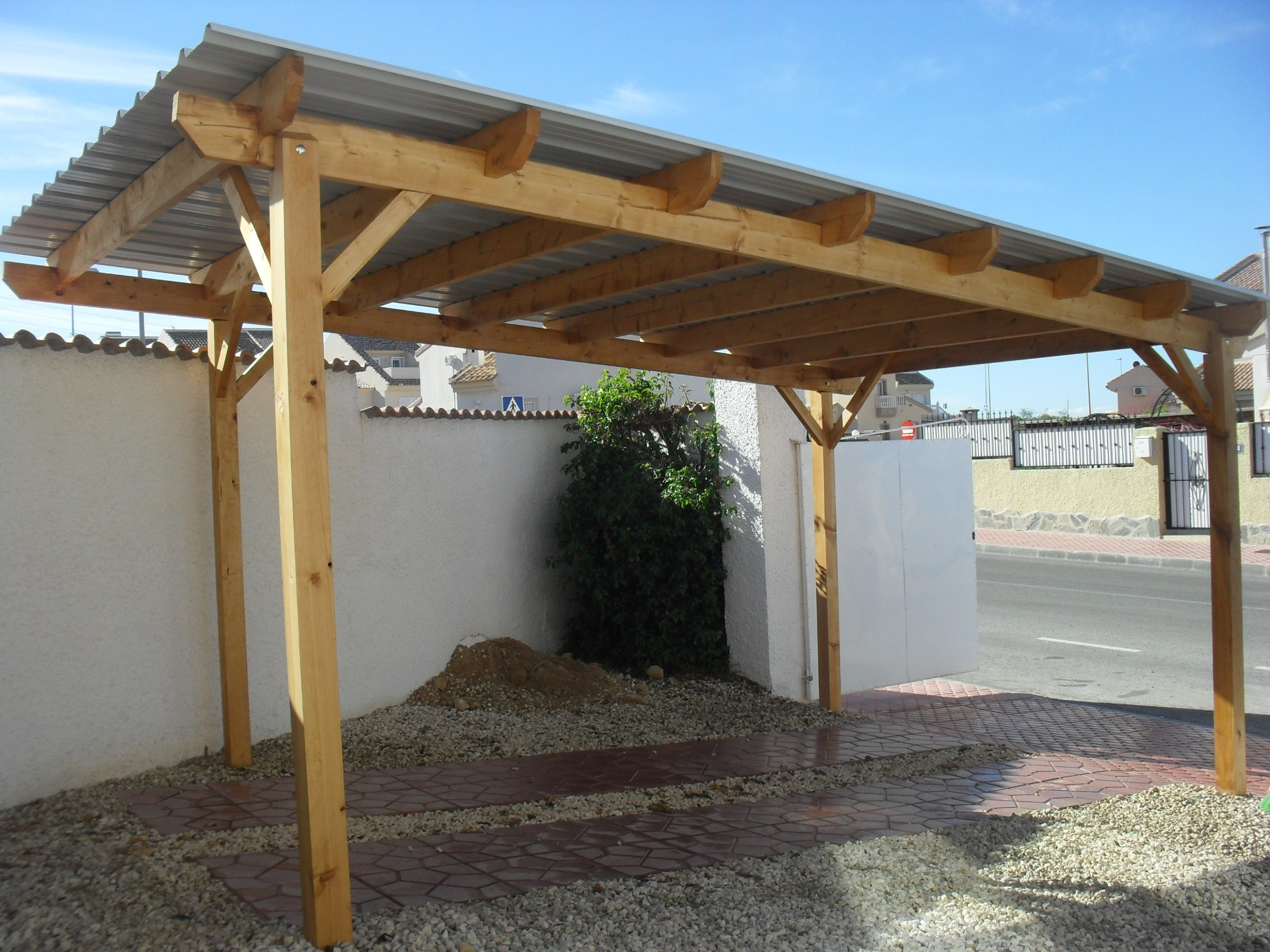 Five Common Misconceptions About Wooden Carport | wooden carport