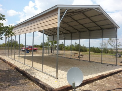 The Five Steps Needed For Putting Metal Boat Cover Carports Into Action | metal boat cover carports