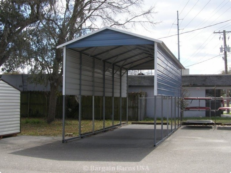 The Death Of Single Metal Carport | single metal carport