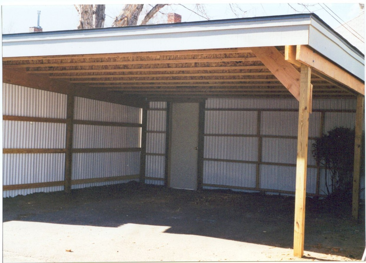 Image for Here's What People Are Saying About Carport Construction | carport construction