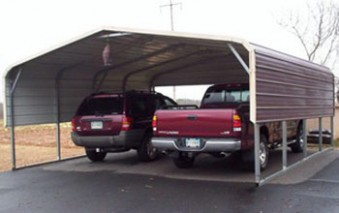 11 Clarifications On Two Car Carport | two car carport