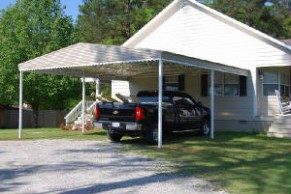 14 Questions To Ask At Aluminum Carports Attached To House | aluminum carports attached to house
