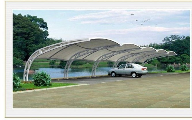 Why Is Metal Car Awnings So Famous? | metal car awnings