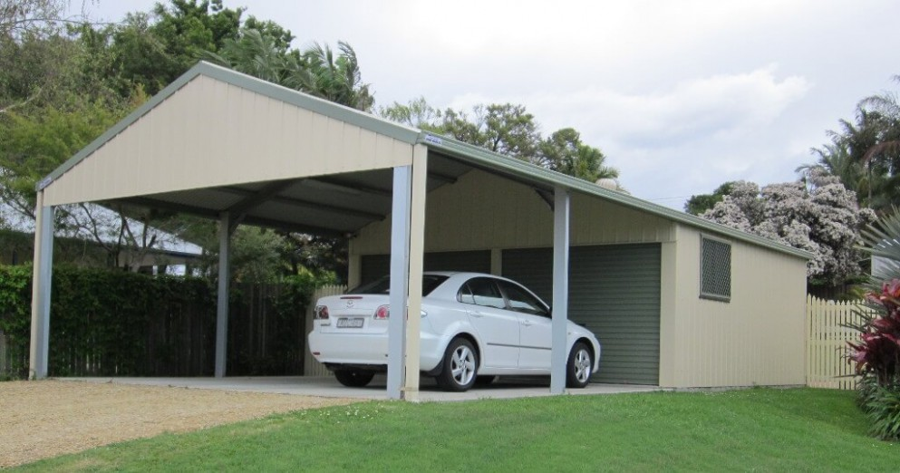 The Reason Why Everyone Love Carport Shed Kits | carport shed kits