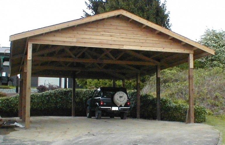 10 Stereotypes About Four Car Carport That Aren't Always True | four car carport
