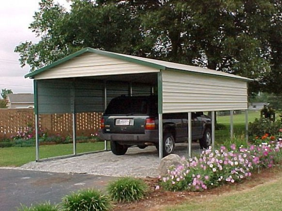14 Quick Tips For Single Car Metal Carport | single car metal carport