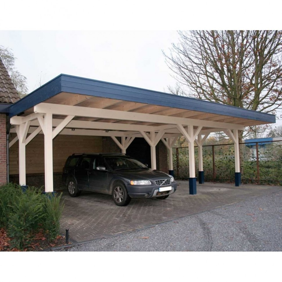 What Will Flat Roof Carport Be Like In The Next 14 Years? | flat roof carport