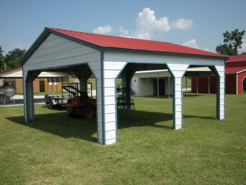 The History of Metal Roof Carport | metal roof carport