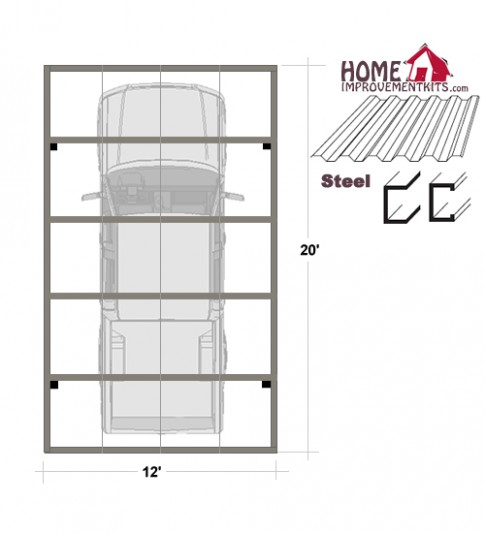 15 Things To Know About Metal Carport Plans | metal carport plans