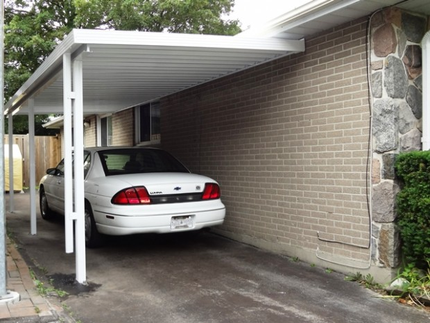 The History of Canadian Carports | canadian carports