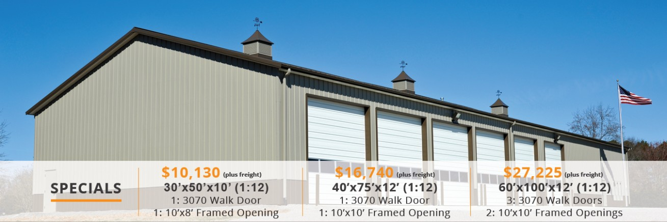 Ten Ingenious Ways You Can Do With Affordable Steel Buildings | affordable steel buildings