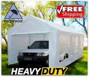 Ten Advice That You Must Listen Before Embarking On Carport Cover Kits   carport cover kits