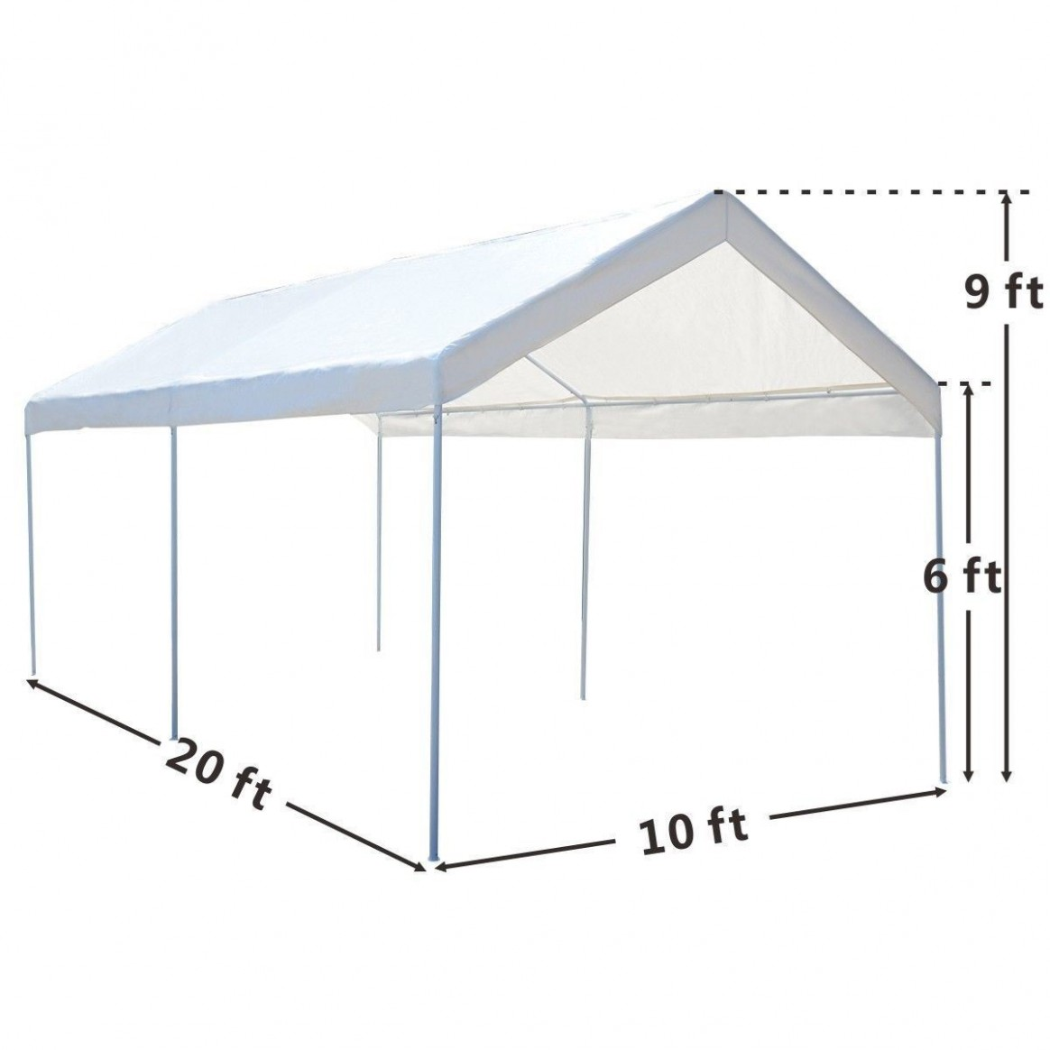Here's What People Are Saying About Portable Carport Frame | portable carport frame