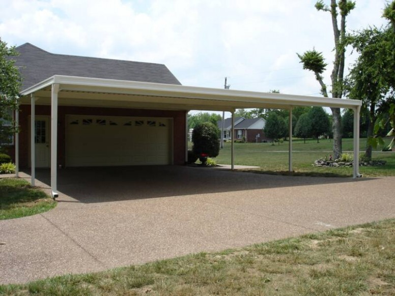 17 Things Nobody Told You About Metal Covered Garages | metal covered garages