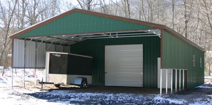 Ten Brilliant Ways To Advertise Closed Carport | closed carport