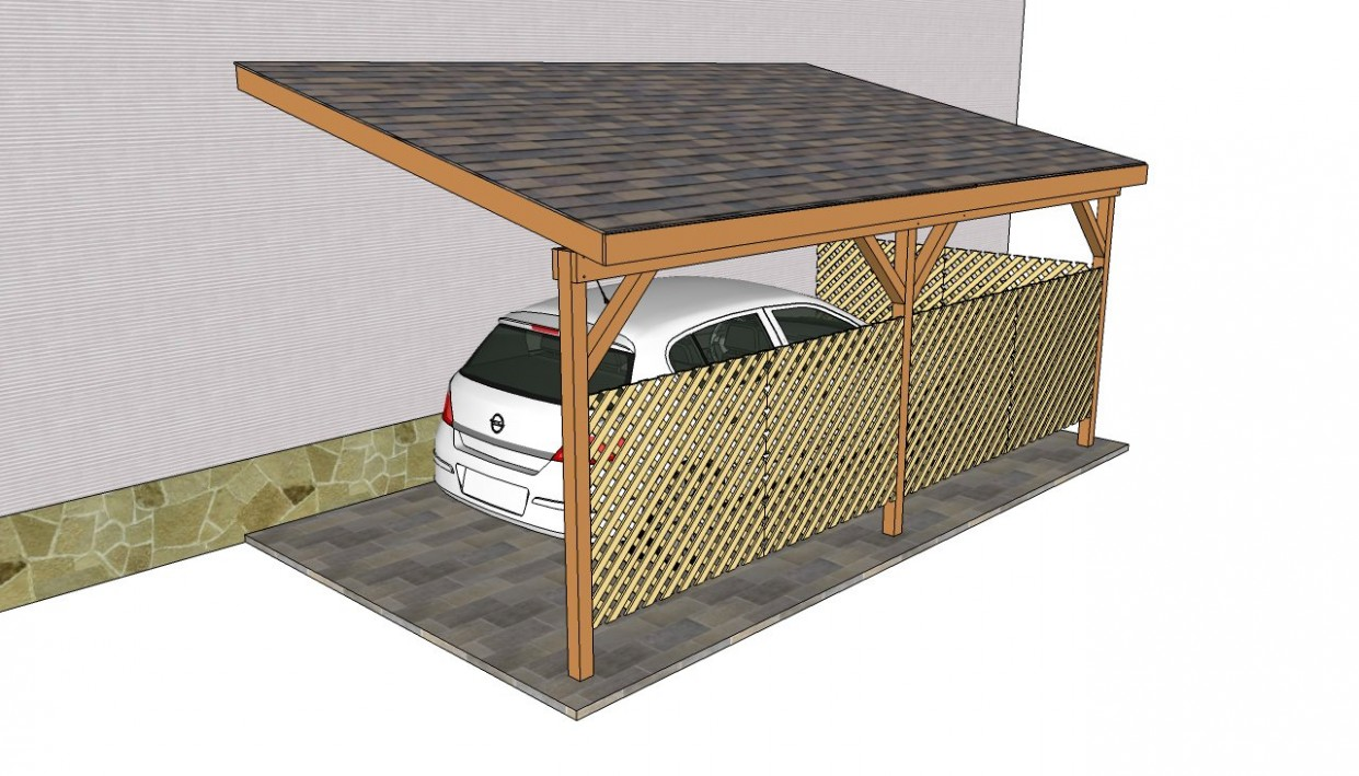 15 Benefits Of Attached Carport Designs That May Change Your Perspective | attached carport designs