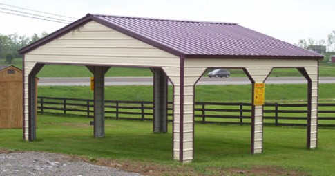 Do You Know How Many People Show Up At Metal Roof Carport | metal roof carport