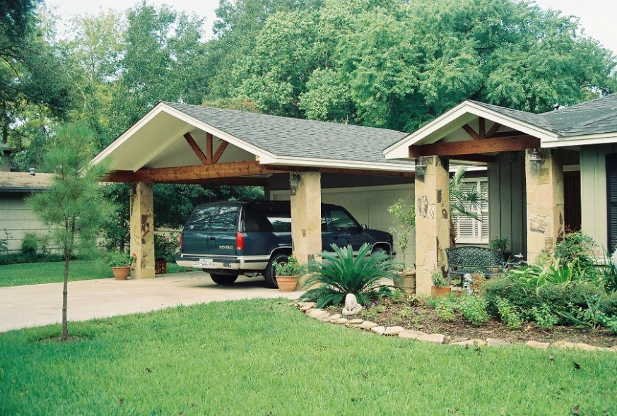 Ten Thoughts You Have As A Carport Approaches | a carport