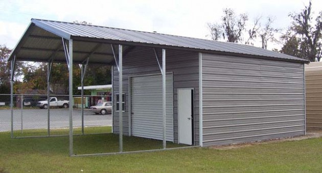 10 Carport Shed Combo Tips You Need To Learn Now | carport shed combo