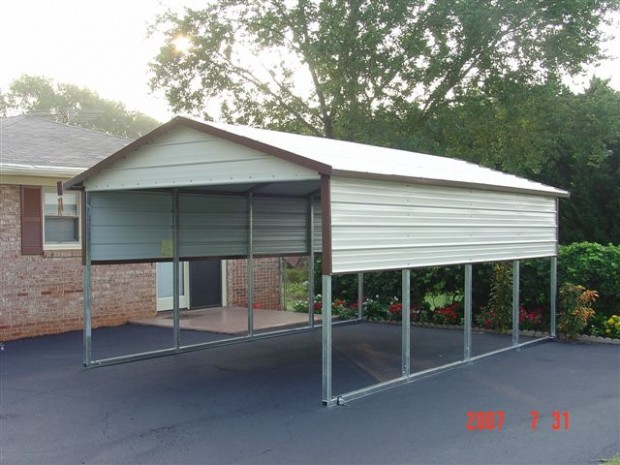 Why It Is Not The Best Time For Steel Carport Kits | steel carport kits