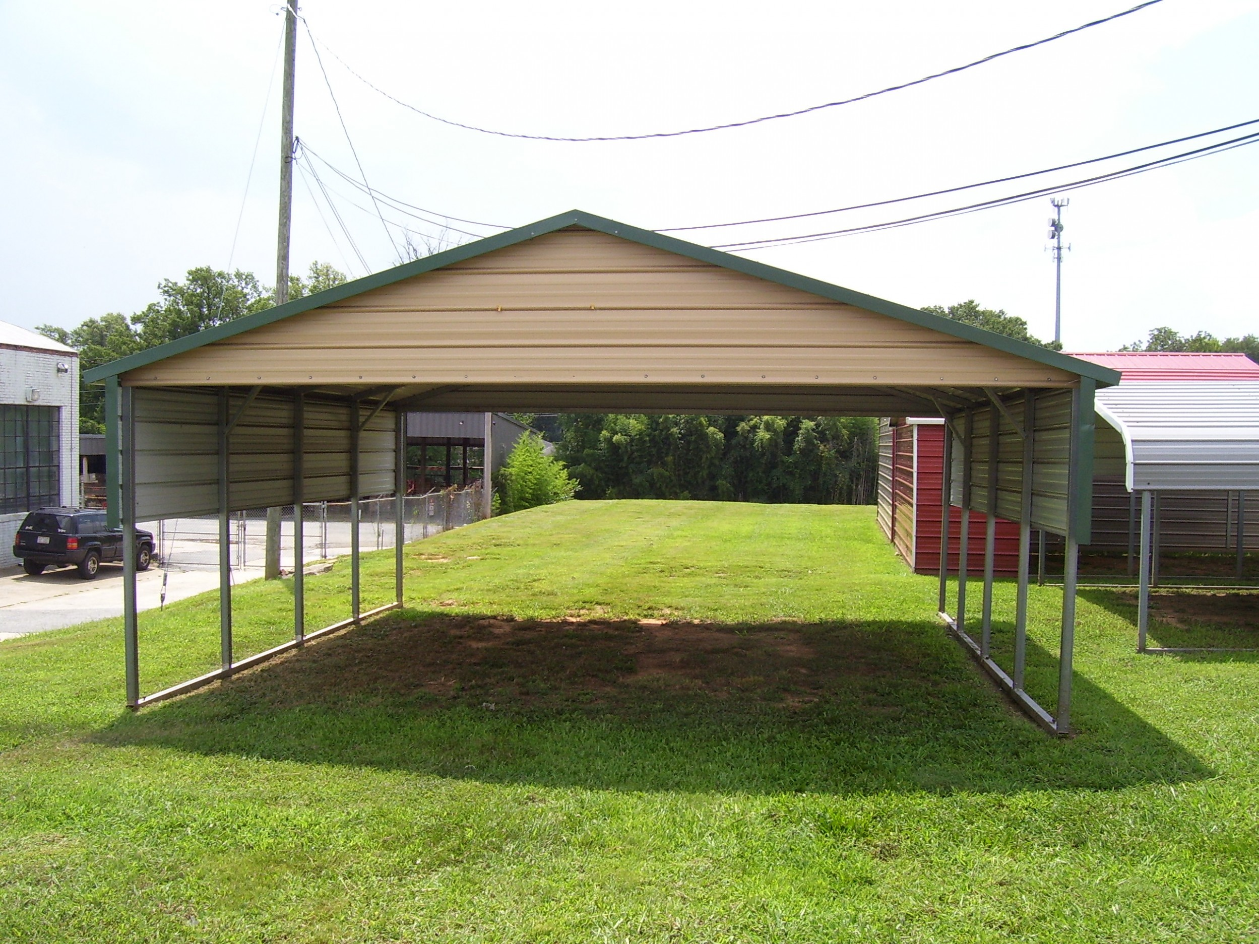 Seven Things To Expect When Attending Carport Kits Texas | carport kits texas