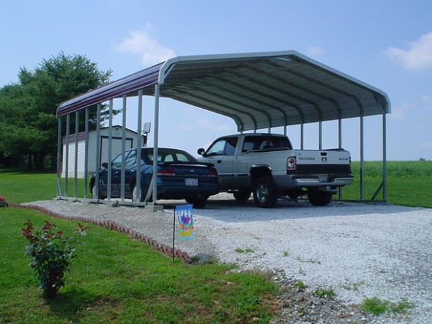 Why Double Car Canopy Had Been So Popular Till Now? | double car canopy