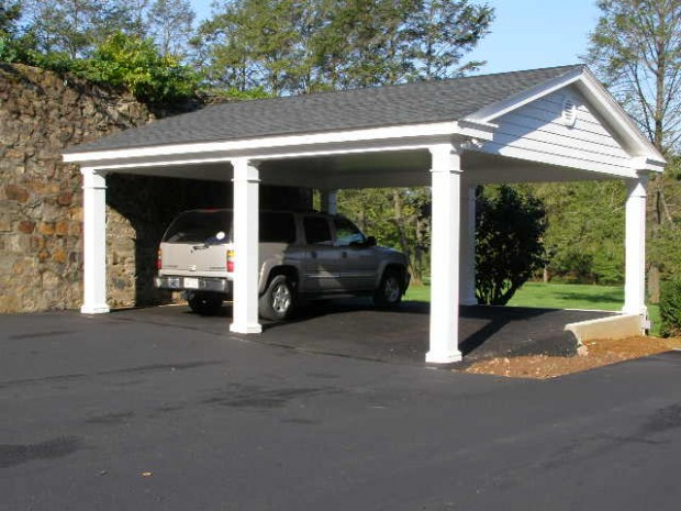 Reasons Why Custom Carports Is Getting More Popular In The Past Decade | custom carports