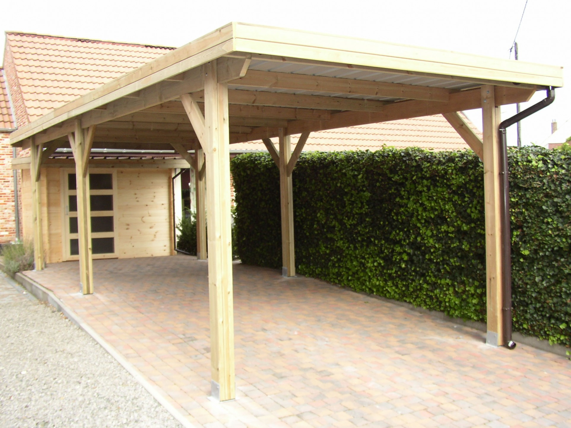 Simple Guidance For You In Outside Carport | outside carport