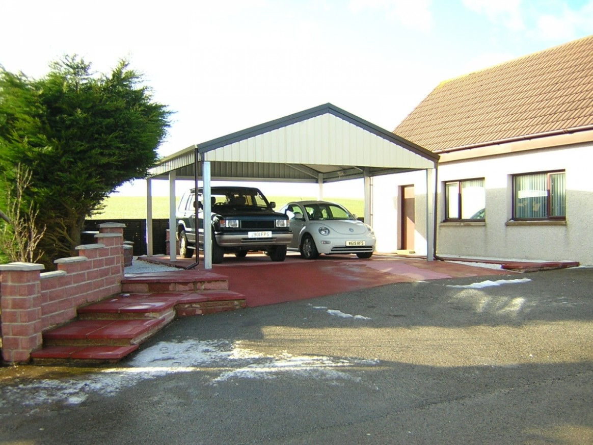 Five Signs You're In Love With Metal Carport Uk | metal carport uk