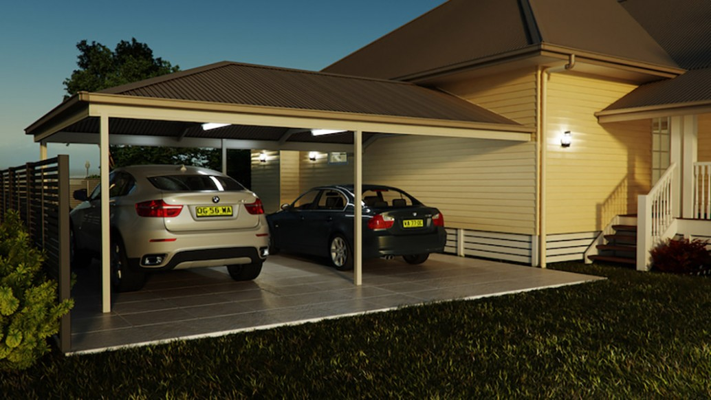 Five Fantastic Vacation Ideas For Attached Carport | attached carport