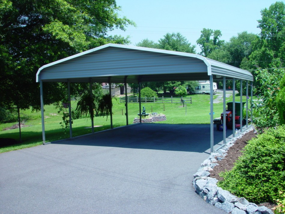 Simple Guidance For You In Metal Carports Tn | metal carports tn