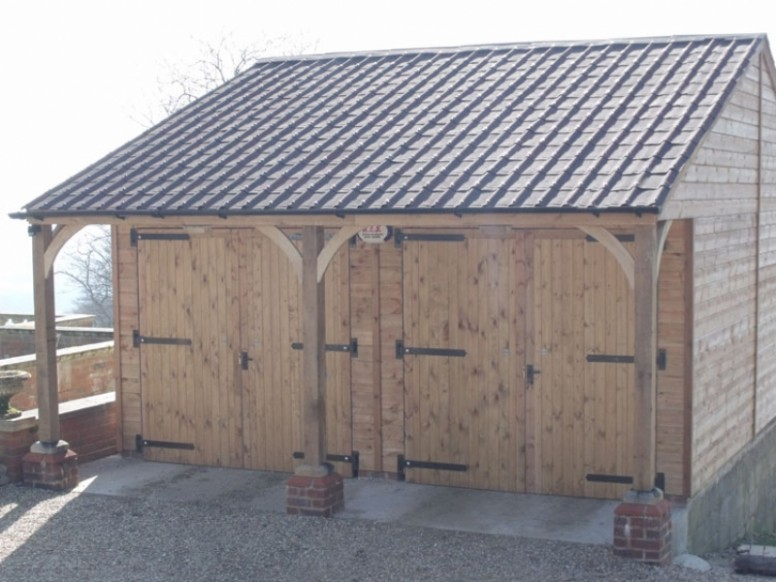 15 Things Your Boss Needs To Know About Timber Garages | timber garages
