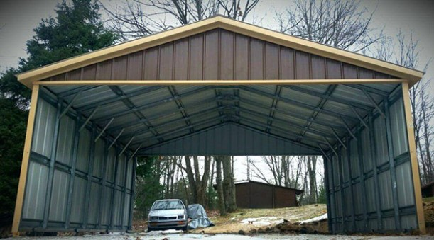 You Will Never Believe These Bizarre Truths Behind Steel Carport Kits | steel carport kits