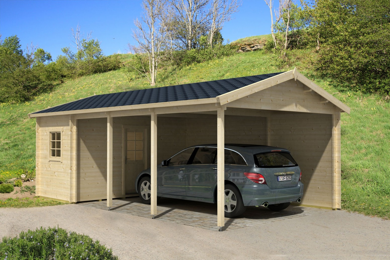 The Seven Steps Needed For Putting Carport Into Action | carport
