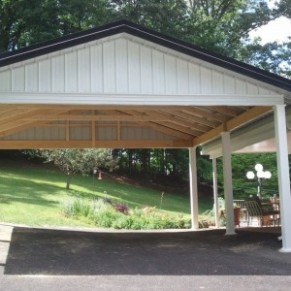 Seven Taboos About Carport Kits Wood You Should Never Share On Twitter | carport kits wood