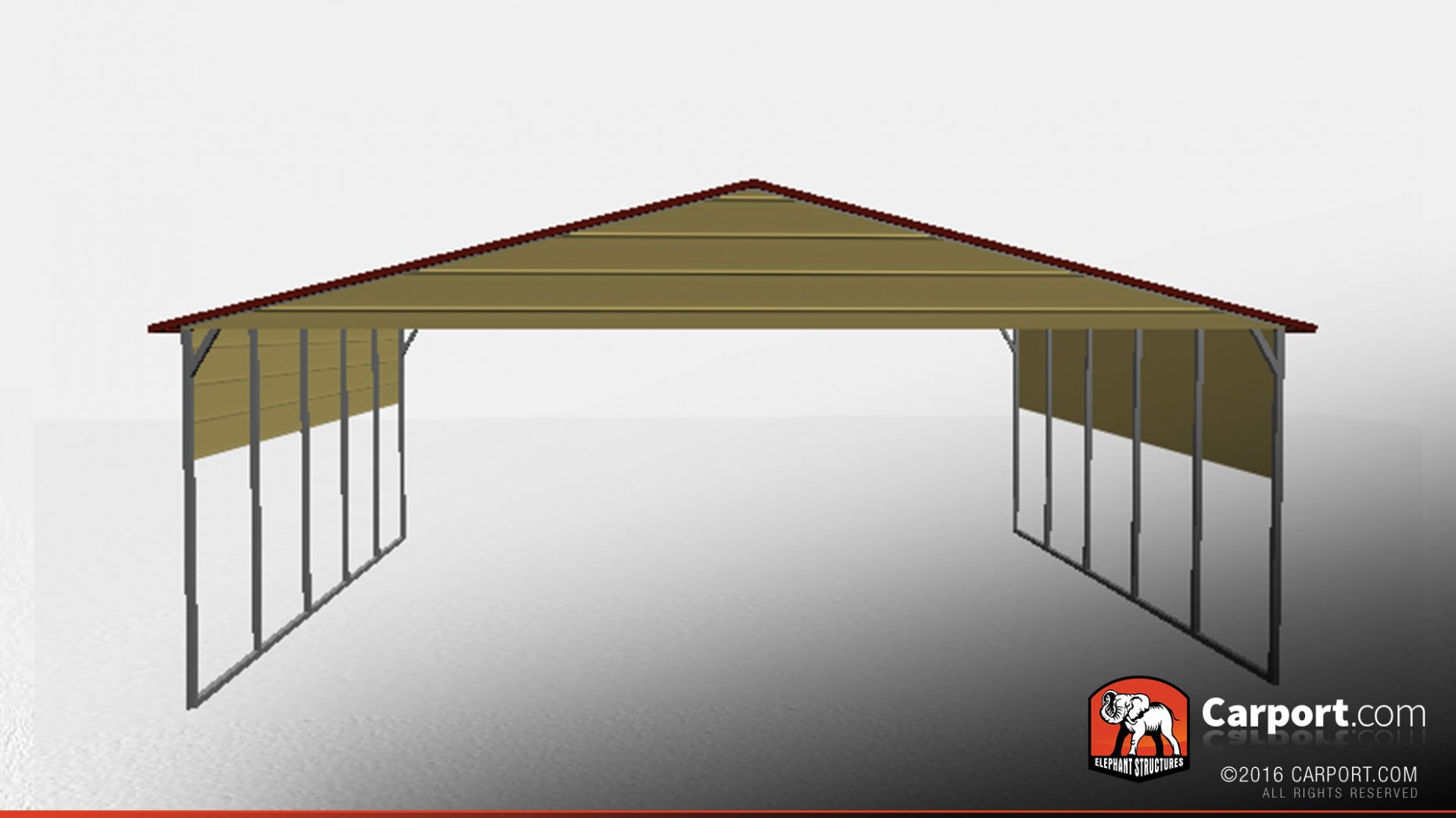 Why Metal Frame Carport Had Been So Popular Till Now? | metal frame carport