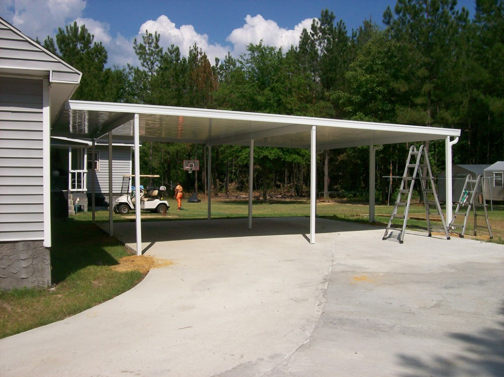 Seven Facts About Double Carport That Will Blow Your Mind | double carport