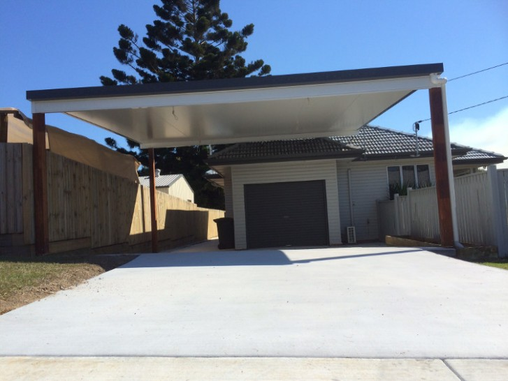 Seven Ways On How To Get The Most From This Modern Carport   modern carport