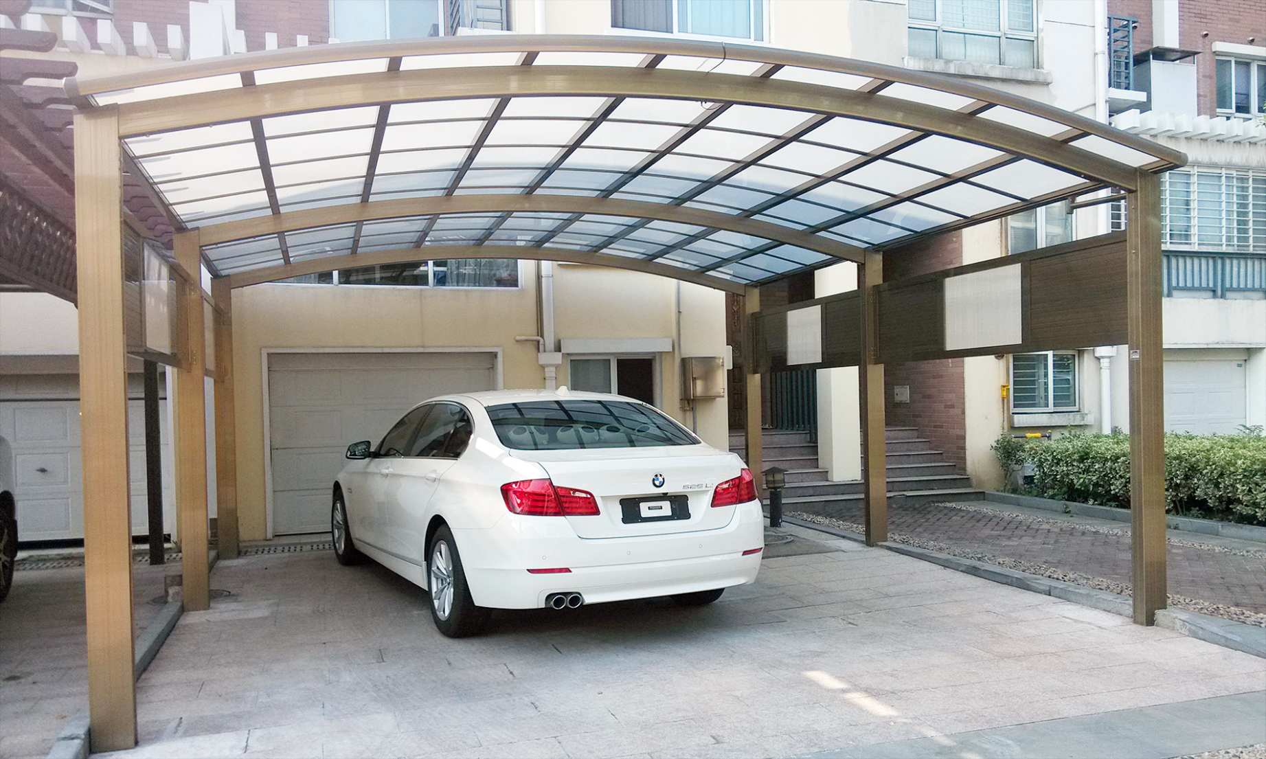 7 Single Car Carport Kits That Had Gone Way Too Far | single car carport kits
