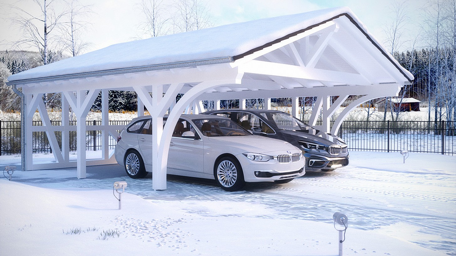 How To Get People To Like Winter Carport | winter carport
