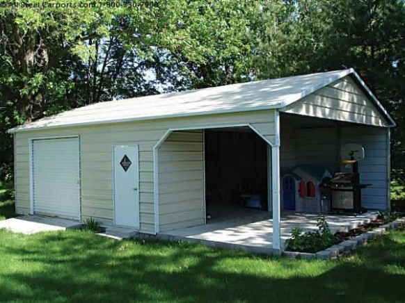 The Reasons Why We Love Steel Sheds And Garages | steel sheds and garages