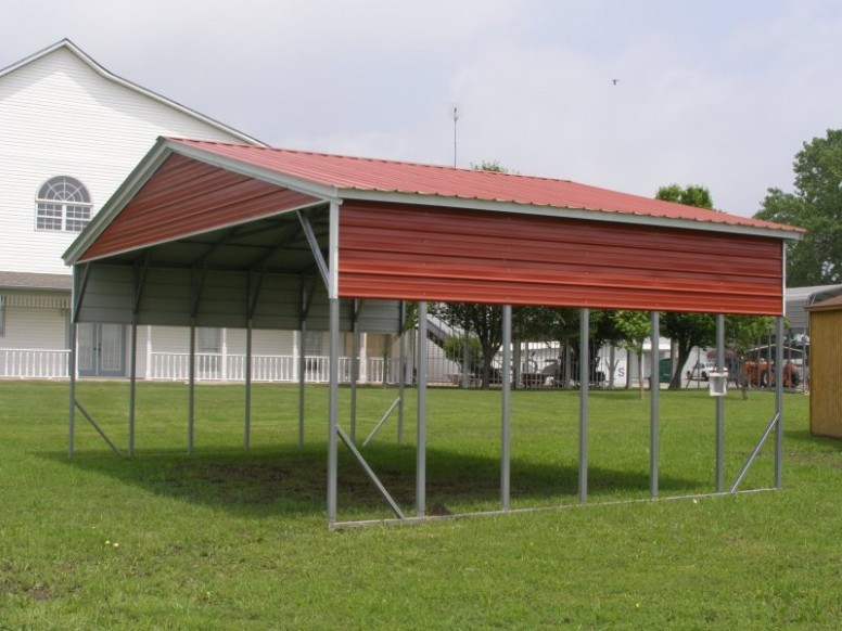 10 Facts That Nobody Told You About Metal Roof Carport | metal roof carport