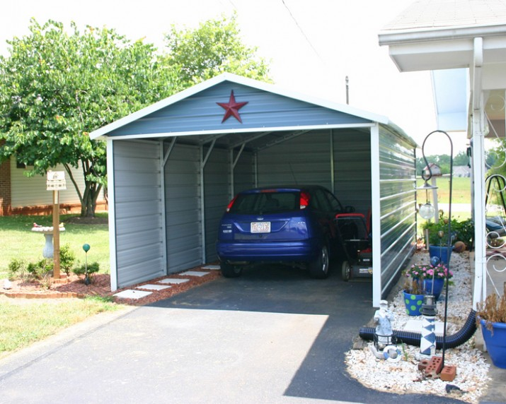 12 Clarifications On One Car Carport | one car carport