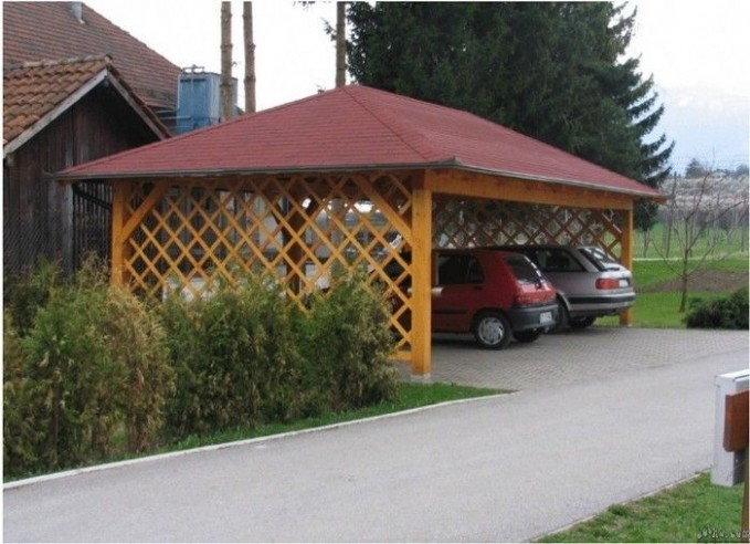 One Checklist That You Should Keep In Mind Before Attending Open Carport | open carport