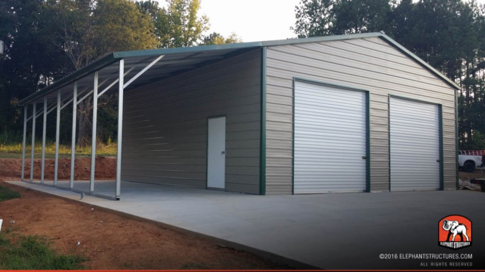 7 Brilliant Ways To Advertise Carport Garage For Sale | carport garage for sale