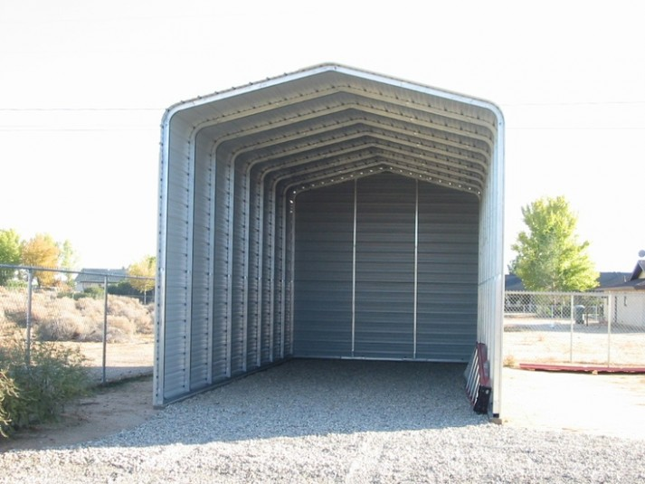 Five Things You Didn't Know About Metal Camper Shelters | metal camper shelters