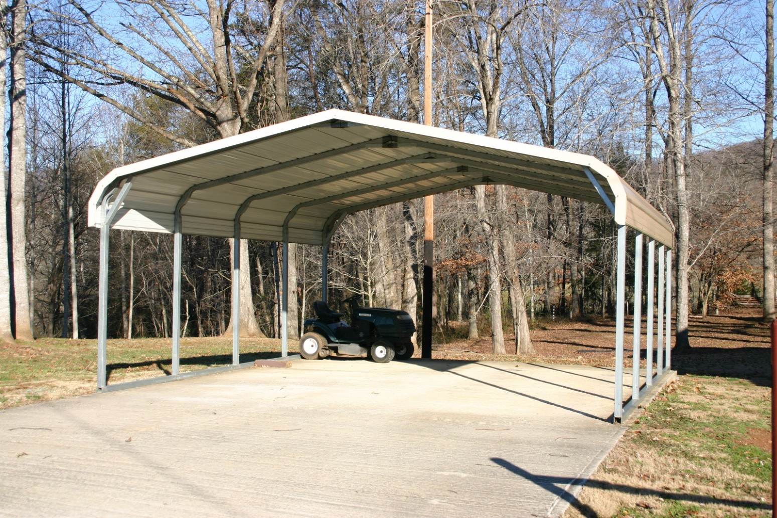 What You Should Wear To Double Car Metal Carports | double car metal carports